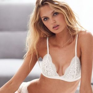 VS Victoria's Secret lace bralette